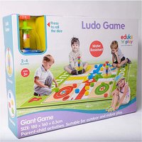 Image of Giant Ludo Dice Game