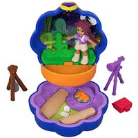 Polly Pocket Shani's Camping Adventure