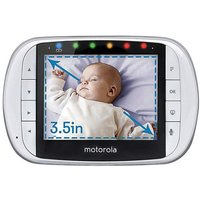 Motorola Digital Video Baby Monitor 3.5.