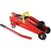 Faithfull Hydraulic Trolley Jack 1.5 Ton