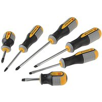 Roughneck Screwdriver Set 6Pc