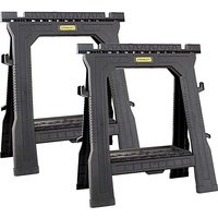 Stanley Folding Sawhorse Twin Pack at JD Williams Catalogue