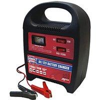 Faithfull Car Battery Charger 9-112Ah