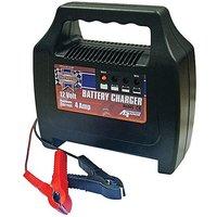 Faithfull Car Battery Charger 20-65Ah