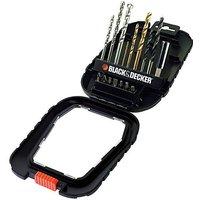 Black&Decker Drill Accessory Set 16Pc