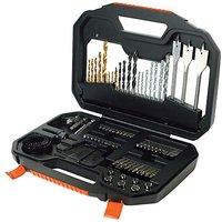Black&Decker Drill Accessory Set 100Pc