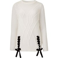 Pointelle Detail Jumper at JD Williams Catalogue