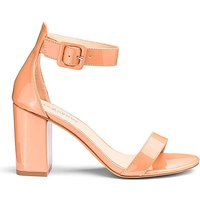 Image of Glamorous Sandals Wide Fit