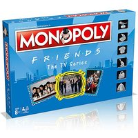 Friends Monopoly.