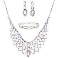 Mood Diamante Jewellery Set