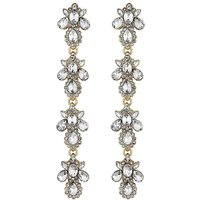 Mood Crystal Cluster Droplet Earring