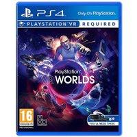 PlayStation VR Worlds PS VR