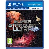 Super Stardust Ultra VR PS VR