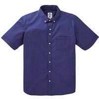 Lambretta Parcel Print Shirt Long