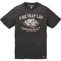 Firetrap Leo T-Shirt Regular