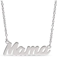 Sterling Silver Mama Necklet.