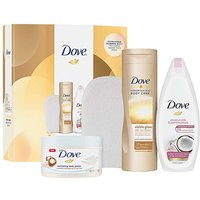Dove Prep and Glow Gift Set.