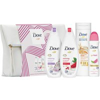 Dove Weekend Wash Bag Gift Set.