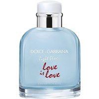 D&G Light Blue Love Is Love Homme 75ml.