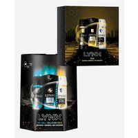 Lynx All Stars and Lynx Gold Gift Sets.