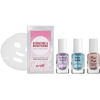 Barry M Nail Care Bundle & Face Mask