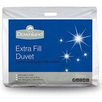 Extra Fill Deep Sleep Duvet 4.5 Tog