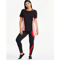 Figleaves Curve Colour Block Legging