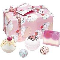 Bomb Cosmetics Cherry Bathe Well