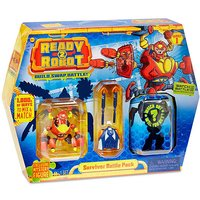 Ready2Robot Battle Pack Survivor