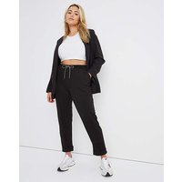 Ponte Tapered Trouser