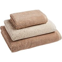 Kempton Ombre Towels Natural