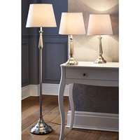 Courtney Floor & Table Lamp Set of 3