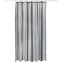 Oslo Stripes Shower Curtain