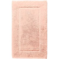 Silky Supersoft Bath Mat Seashell Pink