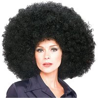 70's Black Afro Wig