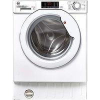 Hoover HBD 485D1E Washer Dryer White.