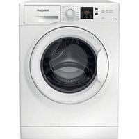 HOTPOINT NSWM843CWUKN Washing Machine.