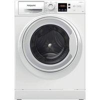HOTPOINT NSWM1043CWUKN Washing Machine.