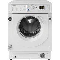 INDESIT BIWDIL75125UKN Dryer + INSTALL.