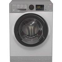 HOTPOINT RDG9643GKUKN Washer Dryer +INST.