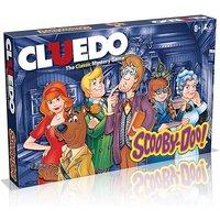 Scooby Doo Cluedo.