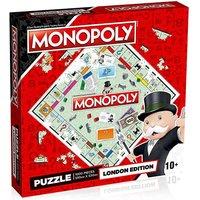London Monopoly Puzzle.