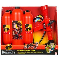 The Incredibles Water Blaster Backpack