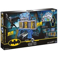 DC Batman Batcave Mission Playset.