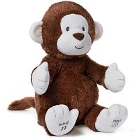 Gund Clappy the Animated Monkey.