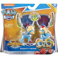 Paw Patrol Mighty Twin Figure Gift Pack.