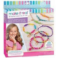 Make It Real Crystal Rainbow Jewellery.