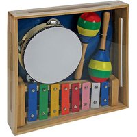 Tooky Toy Wooden Plain Musical Set.