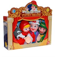 Large 4 Puppets - Little Red Riding Hood
