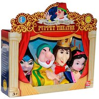 Large 4 Hand Puppets - Snow White
